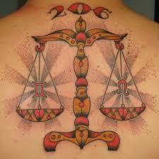 Tetování Znamení Váhy 2jpg Motivy Tetování Vzor Tetování