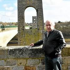 Lanester - Pont du Bonhomme. B. Yvon veut le rénover - Le Télégramme