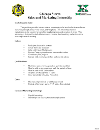 Sports Marketing Cover Letters Marketing Associate Cover Letter