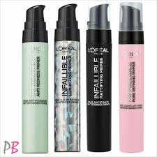 details about l oreal infallible primer shots pore refining luminizing anti redness mattifying