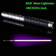 Saber Ii Light Lgtoy Lightsaber Rgb Jedi Sith Light Saber Force Fx Lighting Heavy Dueling Color Changing Sound Foc Lock Up Metal Handle
