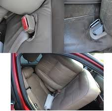 can seats from a 2000 mercury grand marquis be replaced by 2005 grand marquis seats also the belt buckle looks diffe