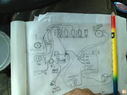 50 s schwinn rat rod boardtracker page 7 rat rod bikes here is my not so perfect wiring diagram