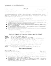 Resume Format For Technical Jobs Resume Examples First Job Free Resume Templates 73