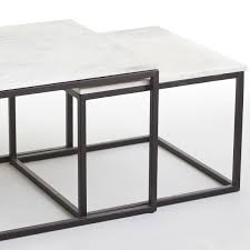 nesting coffee table with set of tables 3 wisteria decor 7