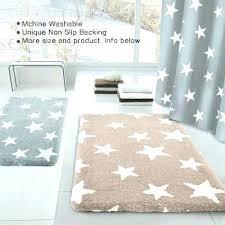 large white bathroom rugs long bath rug stars bathroom rugs large round white