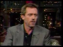 Hugh Laurie - Dave Letterman Show - YouTube