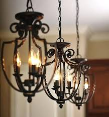 wrought iron pendant lighting kitchen captivating wrought iron and crystal chandelier wrought