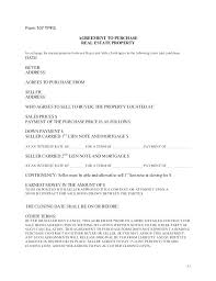 Sample Agreement Letters 5 Vehicle Purchase Intent To Sell Form ...