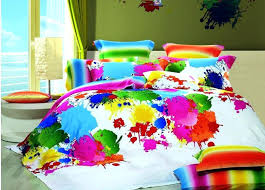 neon colored bed comforter solid color toddler bed comforter hot s milk cow dotted king bed