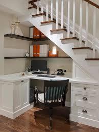 basement office design ideas. best 25 desk under stairs ideas on pinterest the basement and home office design p