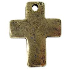 18x15mm antique brass plated pewter cross pendant jewelry pendants for jewelry making where to get jewelry findings