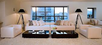 white living room with black glossy coffee tables modern square black coffee table with stunning mirrored