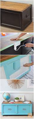 Old Coffee Table Makeovers 40 Awesome Makeovers Clever Ways With Tutorials To Repurpose Old