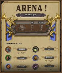 Inside the Arena - Hearthstone