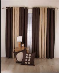image of living room curtain ideas