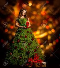 Girls Birthday DressesGirls Christmas Tree Dress