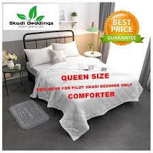 pilot skadi bedding new arrival cf 001 exclusive for queen king size pilot bedding set