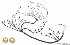 rbdett wiring harness shipping irace auto sports wiring specialties rb26dett to datsun 510 wiring harness