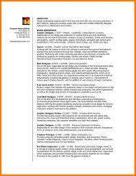 Graphic Designer Job Description Resume Free Download Professional