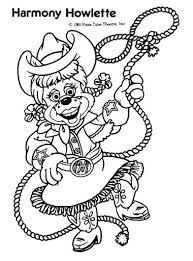 Pizza Restaurant Coloring Pages Harmony Chuck E Cheese S Characters