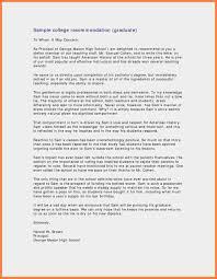 Letter Of Recommendation Sample Graduate School Public Health