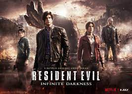 RESIDENT EVIL: INFINITE DARKNESS - With ...
