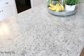 new kitchen white formica countertop as slate
