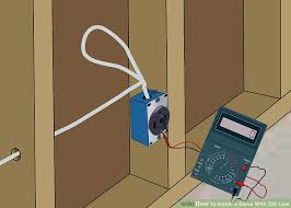 how to install a stove 220 line pictures wikihow image titled install a stove 220 line step 30bullet4