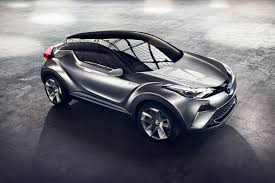 Toyota confirms new small SUV -