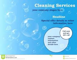 it services brochure template sample house cleaning business plan for dry flyer service window company office free in south layout