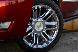 Stock Cadillac Rims