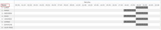 Angular Gantt Table Custom Header Stack Overflow