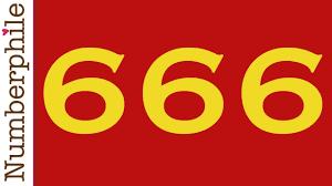 666.. معنى سري وراء رقم الشيطان احذر البحث عنه (فيديو)