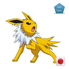 Jolteon (Birthday Event Pokemon) - PokemonGet - Ottieni tutti i Pokemon più  Rari in Sole Luna - Rubino e Zaffiro - X e Y