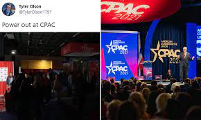 conservative political conference CPAC ...