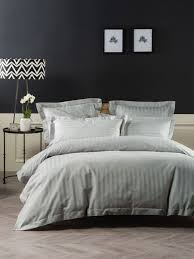 vaucluse grey quilt cover set hotel collection quilt cover sets bedroom