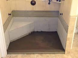 build shower stall building your own shower to build a concrete shower pan how to build build shower stall