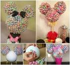 Diy mickey mouse baby shower decorations