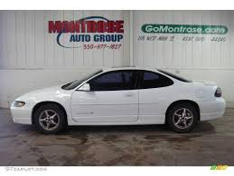 2001 Arctic White Pontiac Grand Prix GT Coupe #24875025 | GTCarLot ...