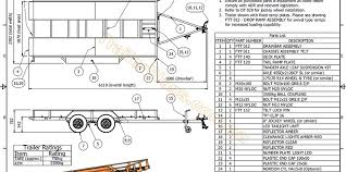 7 wire to 6 trailer diagram images wiring diagrams for trailers tilt car hauler trailer plans wiring