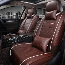 hot deal us 140 99 for universal pu leather car seat covers for mg gt mg5 mg6 mg7 mg3 mgtf car accessories car styling auto covers 3d black white red