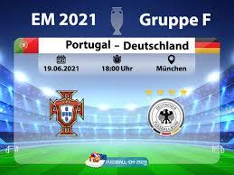 Um fußball ging es im vorfeld der partie deutschland gegen ungarn kaum. Em 2021 Gruppenphase Heute Wann Und Wie Kommt Deutschland Ins Em Achtelfinale 2021