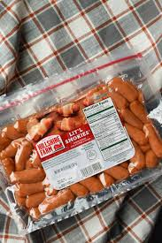 saucy slow cooker lit l smokies smoked sausages an easy recipe that s perfect for