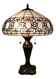 Discount Tiffany Style Lighting Amazon Com Stained Glass White Tiffany Style Light Table