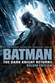 Batman The Dark Knight Returns Deluxe (2013) DVDR Latino