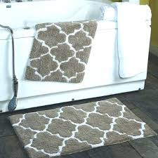 luxury bathroom rug sets for your home design planning with rugs bath aqua spill fieldcrest mat