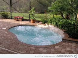 Pool Designs For Small Backyards Gorgeous 48 Swimming Pool Ideas For A Small Backyard Homesthetics