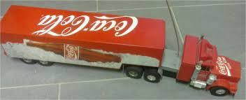 Coca cola truck kaufen