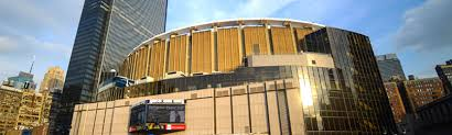 Madison Square Garden Tickets And Seating Chart